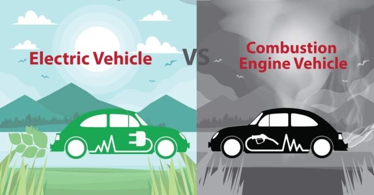 Electric car vs Combustion car