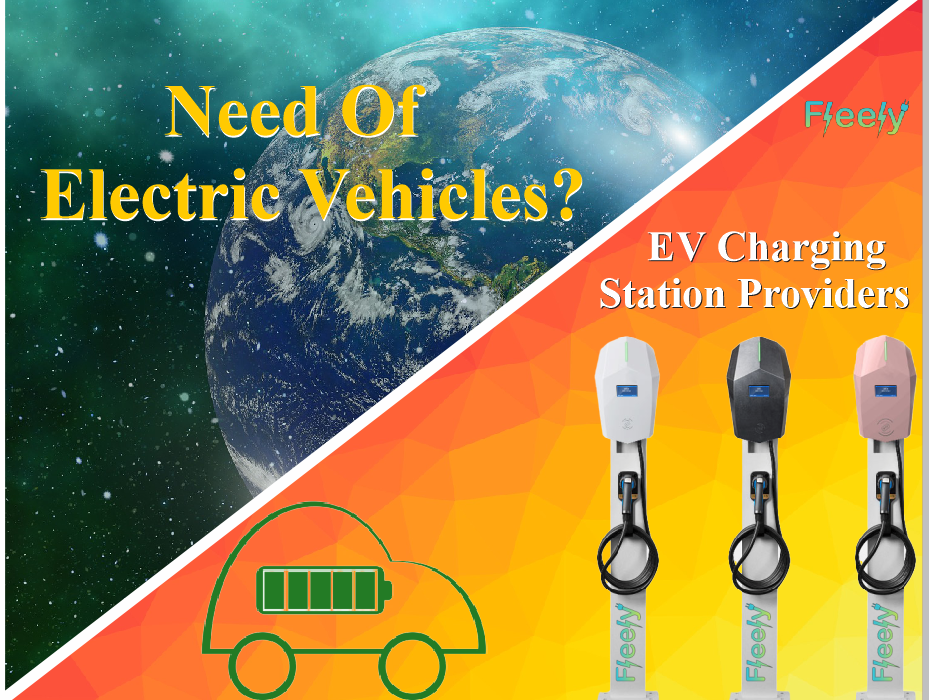 Need of electric vehicles