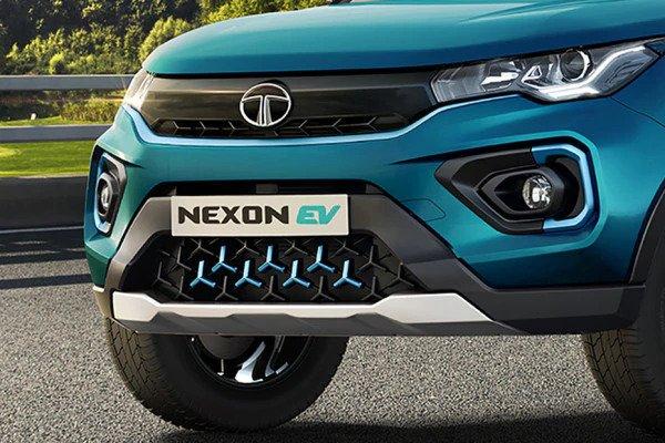 Tata Nexon electric car road price